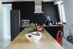 appart 4:salle à  manger et cuisine: après